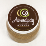 Digitally Printed Almond Butter Label